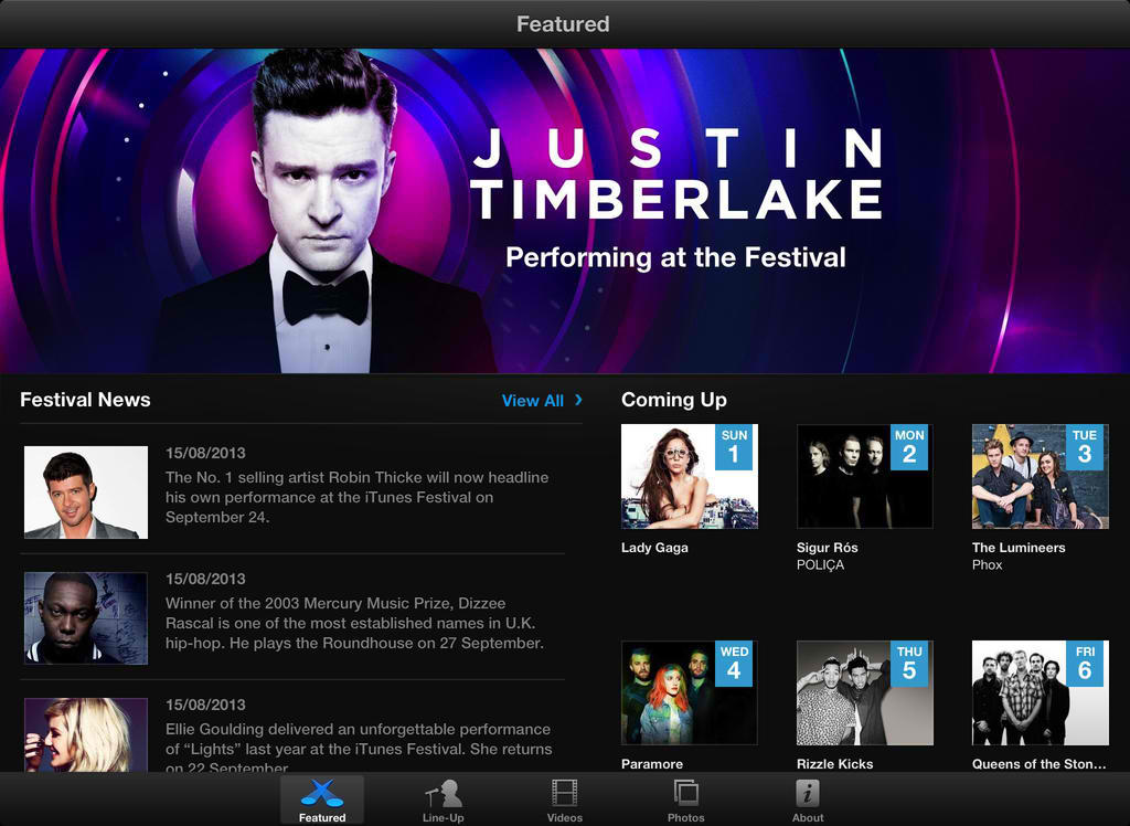 Apple Posts New Video Showing Best 'Moments' Of iTunes Festival London 2013