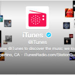 Apple Revives Official iTunes Twitter Account Following Launch Of iTunes Radio