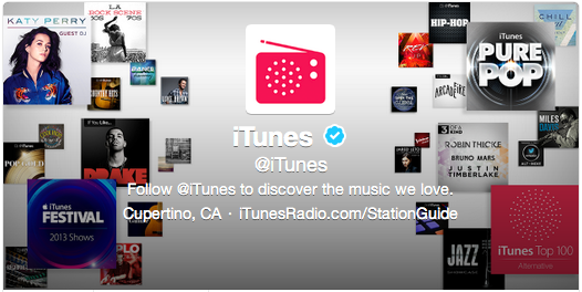 Apple Revives Official iTunes Twitter Account Following