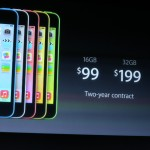 Storage Options For Apple's iPhone 5C