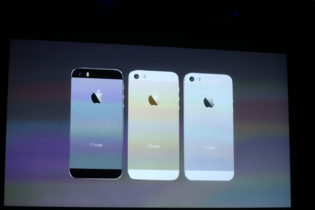 Apple Brings Rumors To Reality With A New Color Option For The iPhone 5S