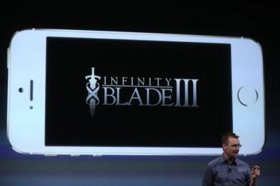 Infinity Blade III Announced At Apple Keynote