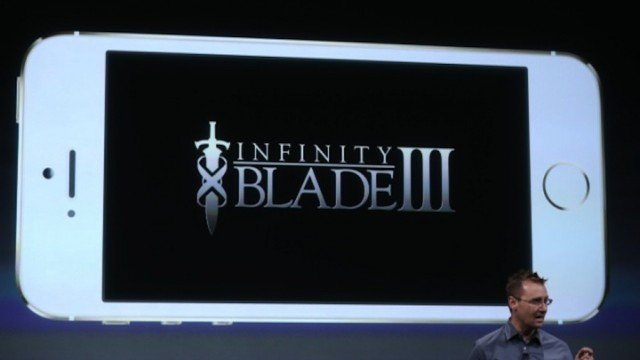 Infinity Blade III Announced At Apple Keynote