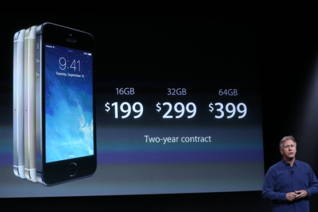 When Can You Get Your Hands On The iPhone 5S And How Much It Will Cost