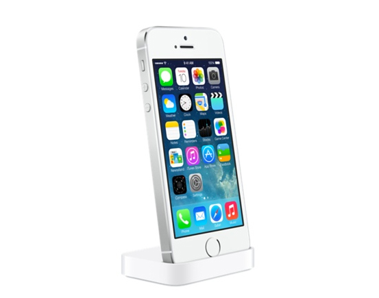 Apple Unveils Lightning-Compatible iPhone Docks For The iPhone 5S And iPhone 5C