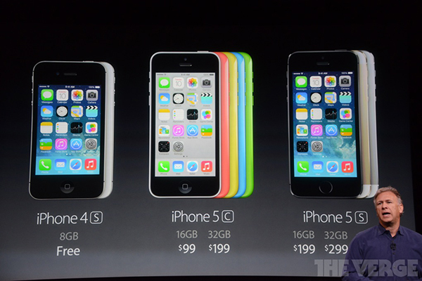 Where Is The 128GB iPhone 5S?
