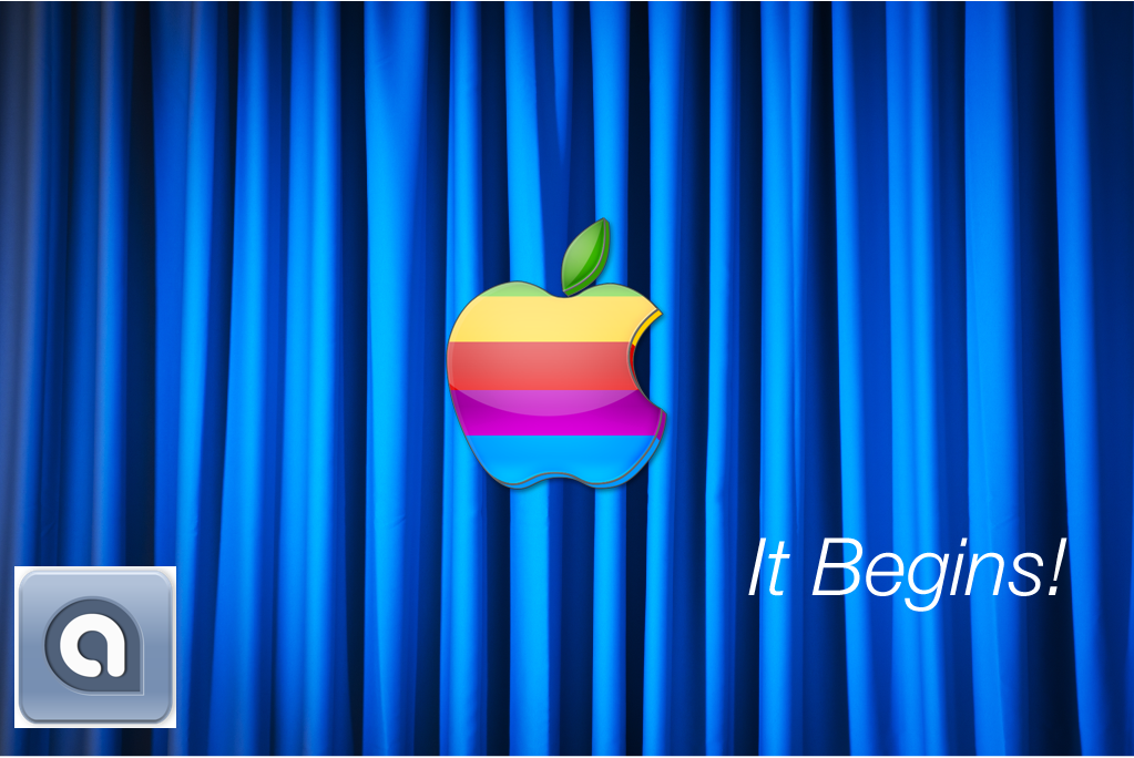 And So It Begins! Apple's 2013 iPhone Event Has Started From California