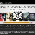 Apple Is Offering A Great Back To School Deal On 10 Select Albums In iTunes