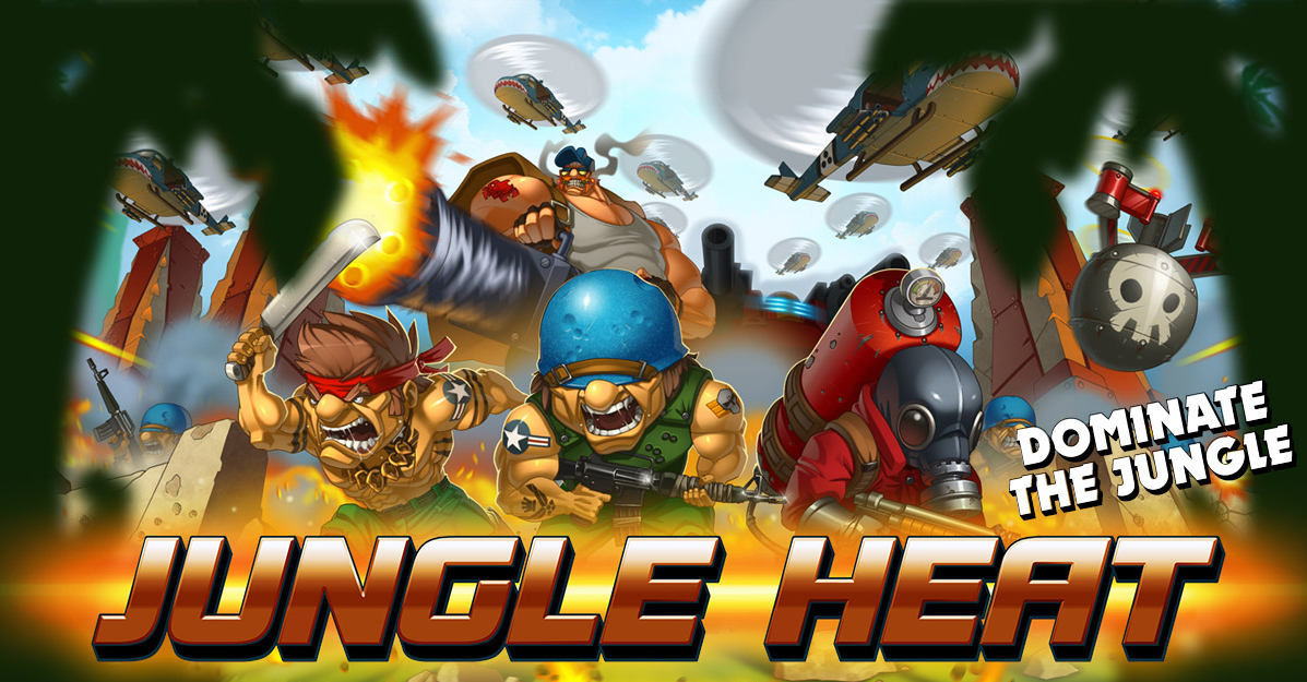 Build Up A Jungle Fortress For A Chance To Win A $10 iTunes Gift Card