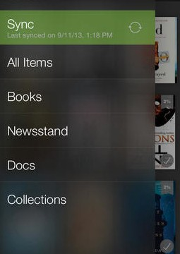 Amazon's Kindle App Features A Beautiful New Design To Compliment iOS 7