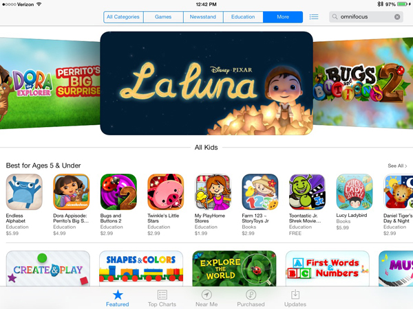 The Kids Category Officially Launches In The App Store
