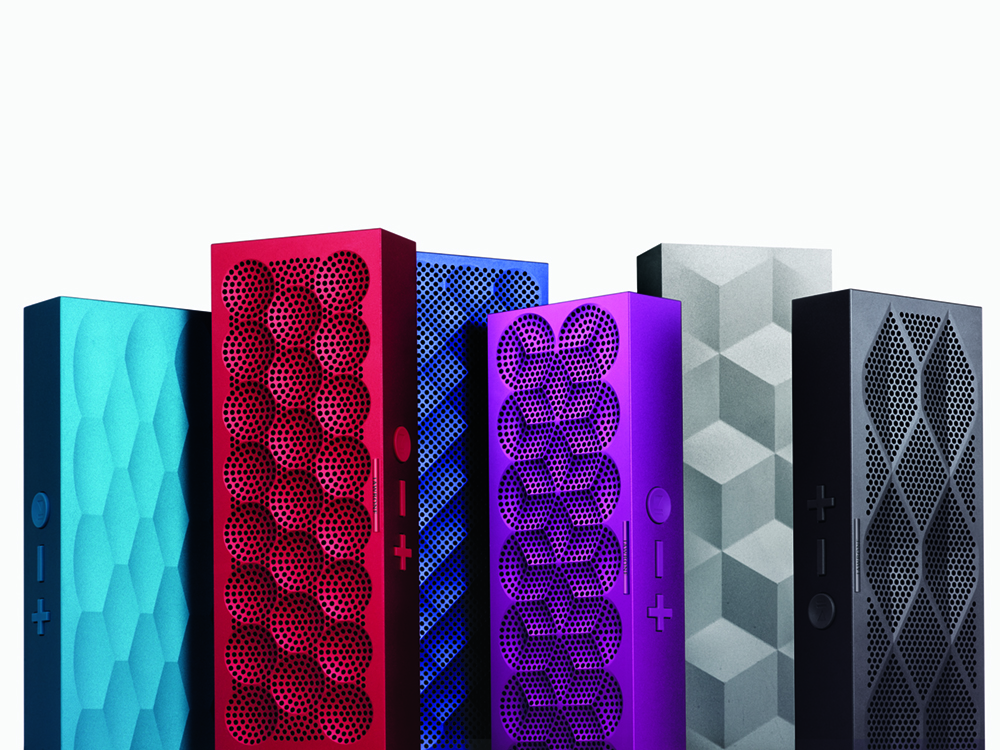 Say Hello To The Mini Jambox By Jawbone