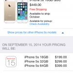Use The Apple Store App To See If iPhones Are Available At Your Local Store