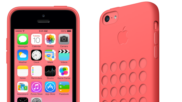 Pretty In Pink: The Most Popular iPhone 5c Models Are Unveiled