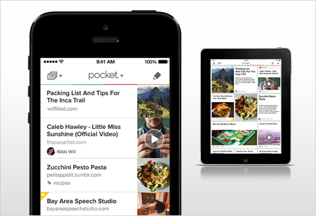 Pocket Now Includes Plenty Of New Features For iOS 7