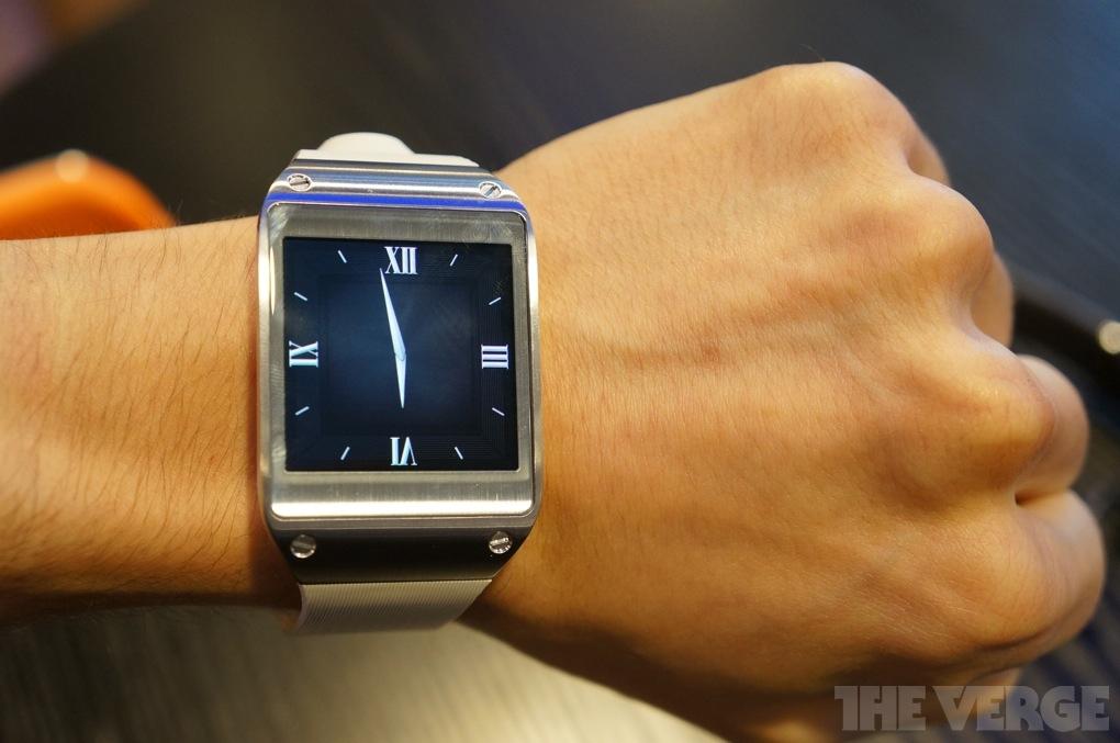 Op-Ed: Apple Shouldn't Lose Sleep Over The New Samsung Galaxy Gear Smart Watch