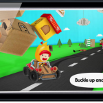 The Road Is Always Open For The Kids In Toca Cars