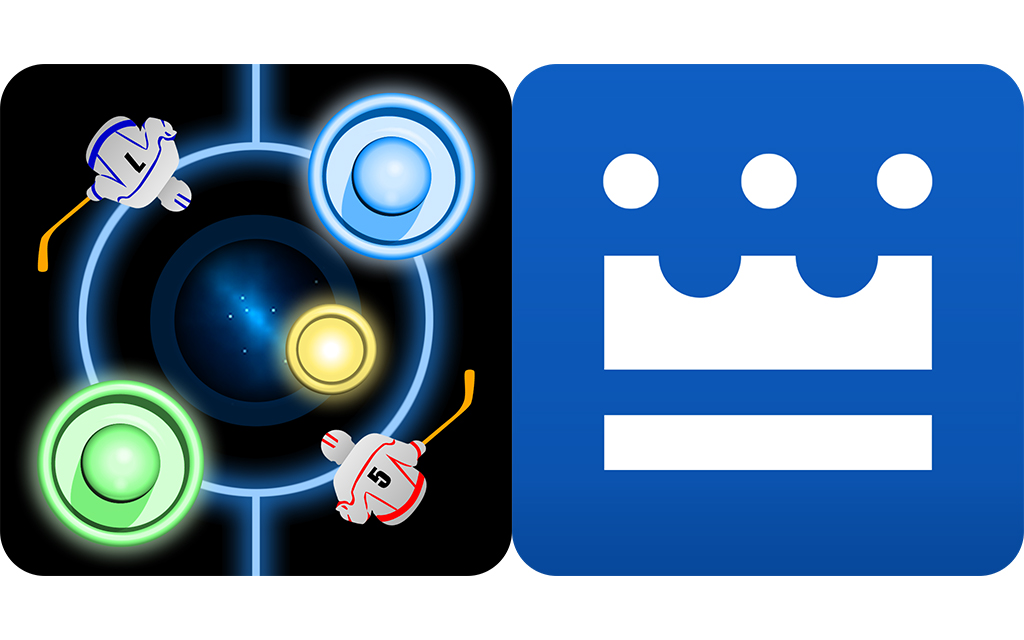 Today's Best Apps: Air Hockey Intense And 4 Thrones