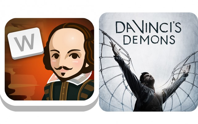 Today's Best Apps: Wordly And Da Vinci's Demons: The Apprentice