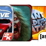 Today's Best Apps: 2K Drive, 2013: Infected Wars, Giant Boulder Of Death And More