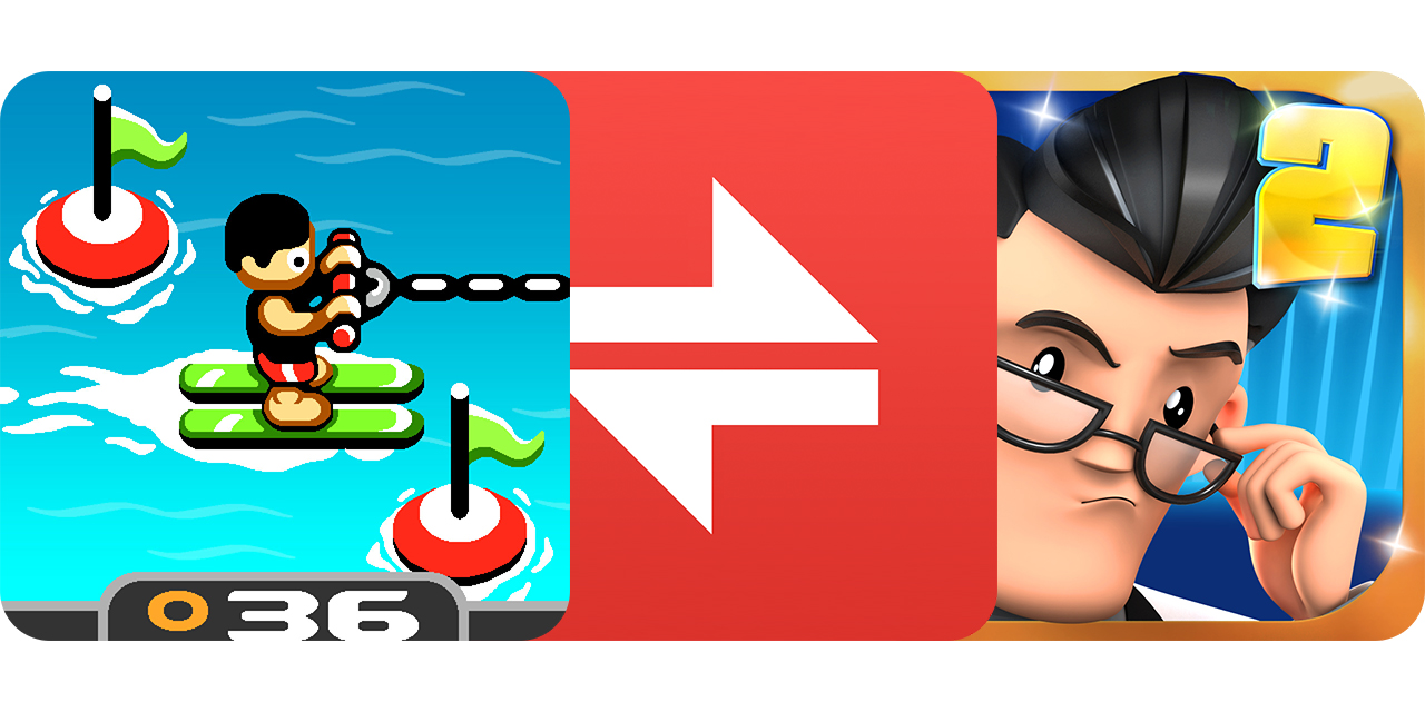Today's Best Apps: Beach Games, Vert And Spelling Millionaire 2