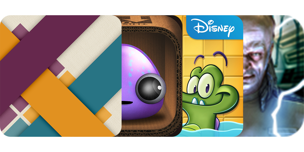 Today's Best Apps: Strata, Pet Peaves Monsters, Where's My Water? 2 And More