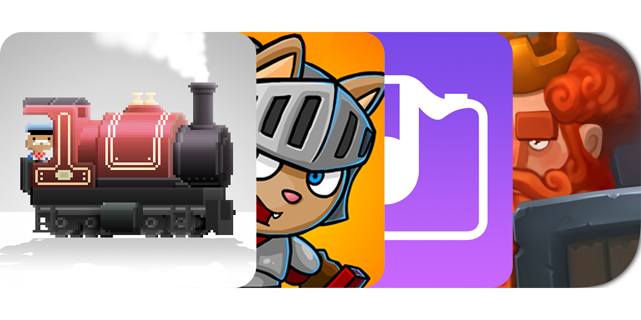 Today's Best Apps: Pocket Trains, Fading Fairytales, JamCam And Trouserheart