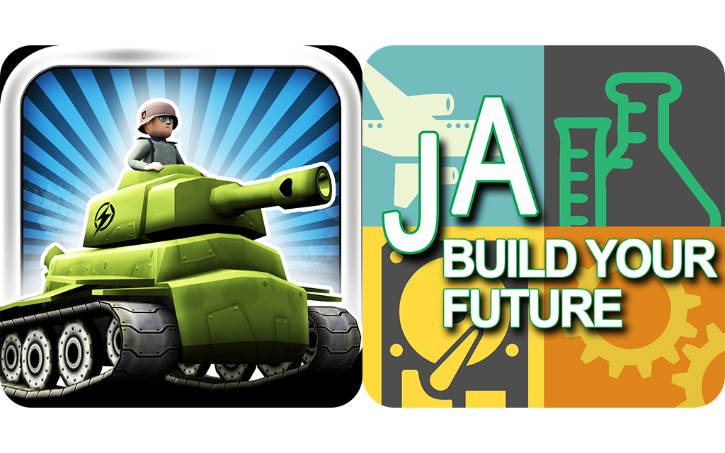 Today's Best Apps: Hills Of Glory 3D And JA Build Your Future