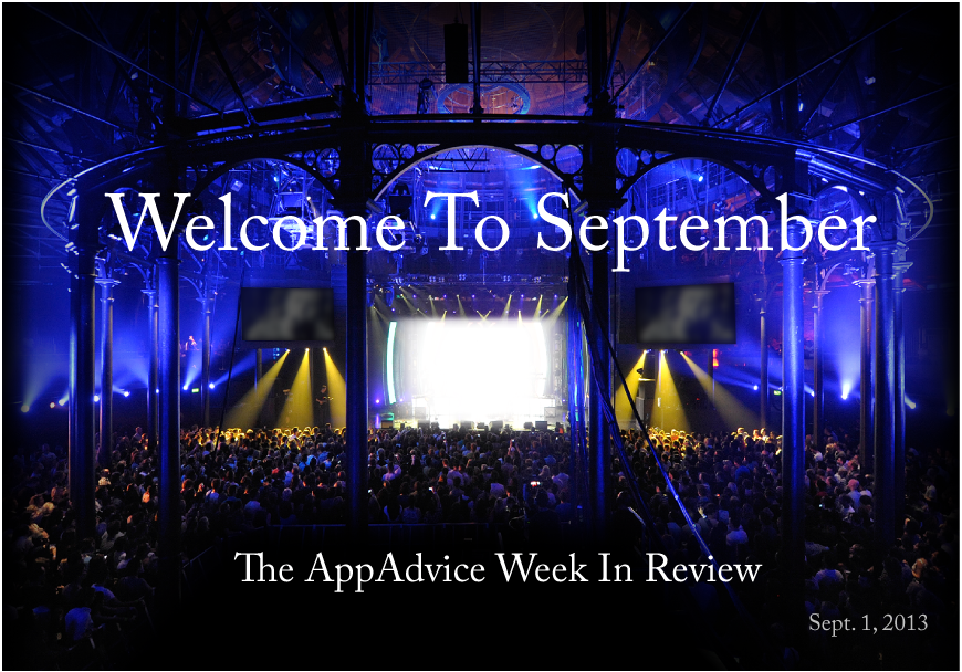 The AppAdvice Week In Review: Let Apple's Month Long Celebration Begin