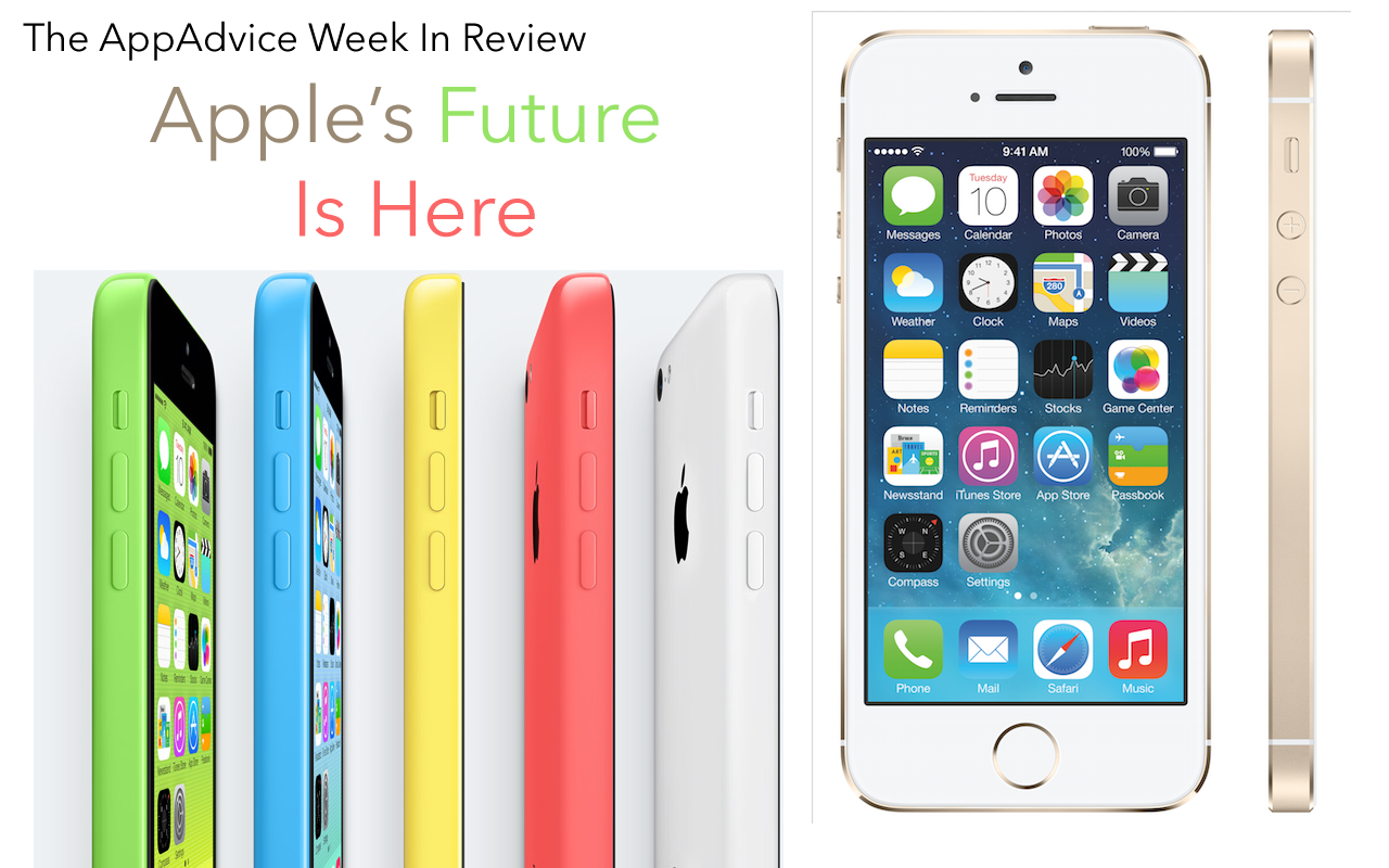 The AppAdvice Week In Review: Apple Pushes The Button On Its Future