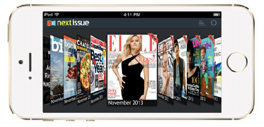 First Look: The Next Issue Digital Magazine Service Arrives On iPhone