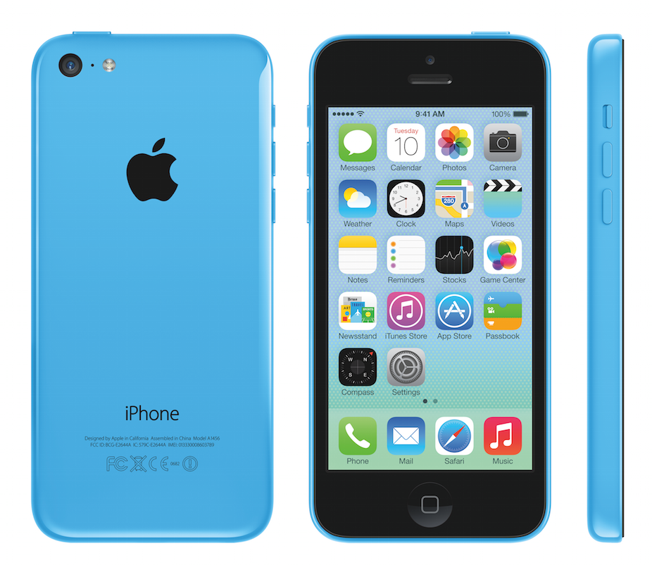 Some Very Bad News For Apple's iPhone 5c