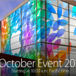 For Apple Does A Big Stage Mean Big News Is Coming At Today's October Event?