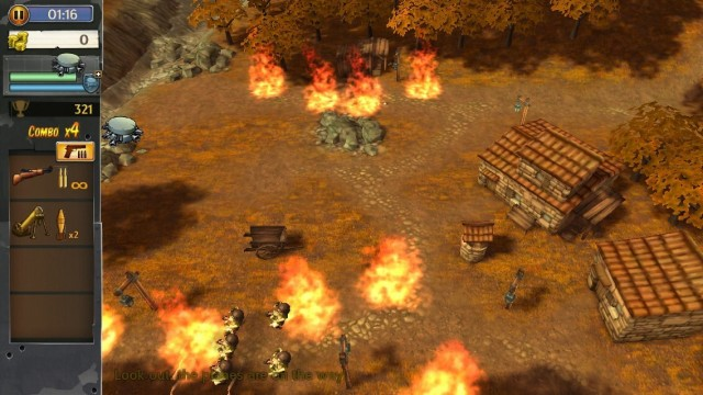 Protect Your World War II Bunker In Hills Of Glory 3D