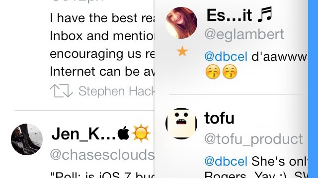Tweet7 Is A Minimalistic Twitter App For iOS 7, But Who Does It Appeal To?