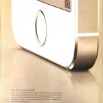 New Magazine Ad For The iPhone 5s Touts Touch ID, Gold Color Choice