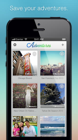 Adventures For iPhone Updated With Improved Evernote Syncing And More
