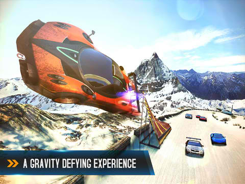 Escape Gravity With Apple's Free App Of The Week, Gameloft's Asphalt 8: Airborne