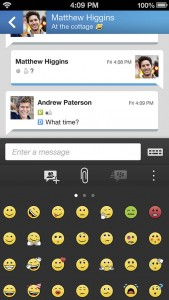 The Wait Is Over: BlackBerry Opens BBM Signups To Everyone On iOS And Android