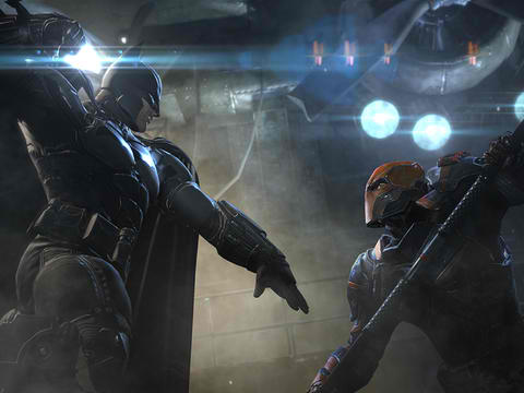 Free-To-Play Brawler Batman: Arkham Origins Hits iOS Ahead Of Console Version's Launch