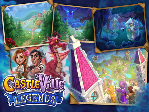 Zynga Updates CastleVille Legends With New Legendary Creatures And Treasures