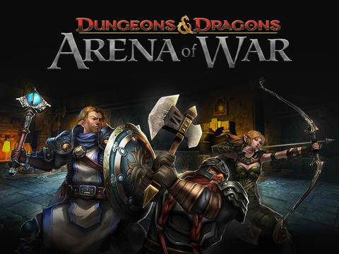 D&D: Arena Of War Is The First Free-To-Play Mobile Dungeons & Dragons Game