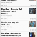 Delicious Official App For iPhone And iPod touch Gets Redesigned For iOS 7