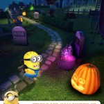 Tricks And Treats Abound In The New Halloween Update Of Despicable Me: Minion Rush