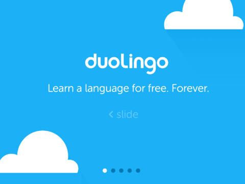 Free Language Learning App Duolingo Adopts New Design Language For iOS 7