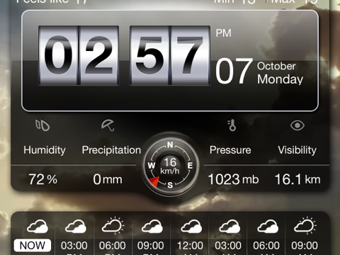 Weather Live Takes On Apple's Own Weather App With Updated Design