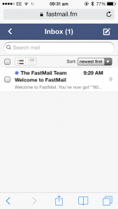FastMail's New Mobile Web App Is Faster Than Your Native Email Client