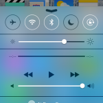 Don't Like The Blur Effect In iOS 7? Remove It Using This Simple Trick