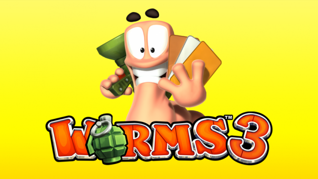 Worms 3 Goes Halloweeny In Latest Update, Adds Terraria-Inspired Items