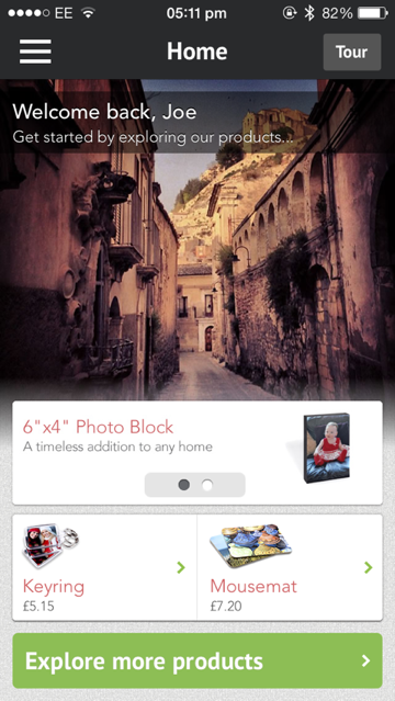 PhotoBox Gets Updated For iOS 7, Offers On-The-Go Photo Ordering